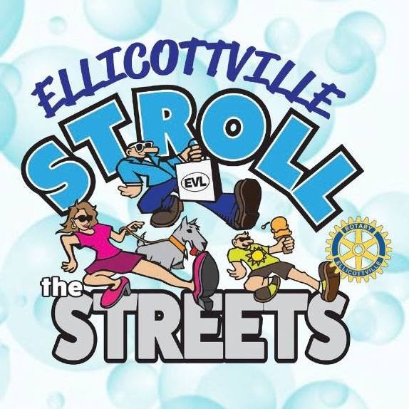 Stroll the Streets in Ellicottville